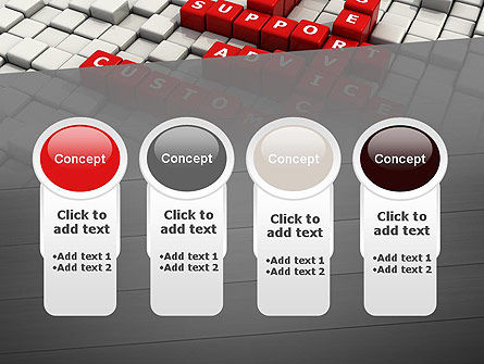 Customer Service PowerPoint Template Slide 5
