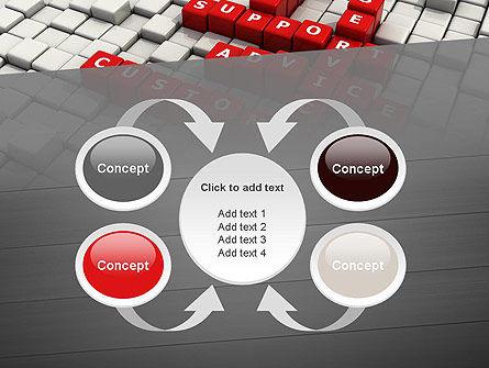 Customer Service PowerPoint Template Slide 6