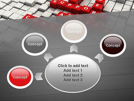 Customer Service PowerPoint Template Slide 7