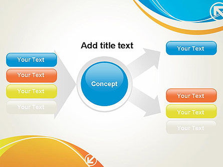 Abstract Opposites PowerPoint Template Slide 14