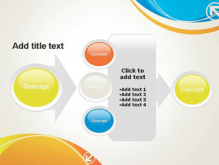 Abstract Opposites PowerPoint Template Slide 17