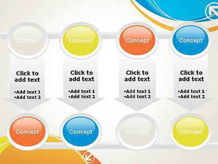 Abstract Opposites PowerPoint Template Slide 18