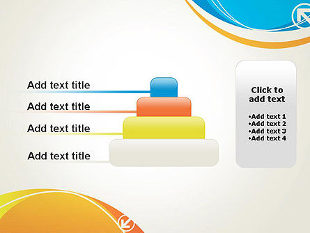 Abstract Opposites PowerPoint Template Slide 8