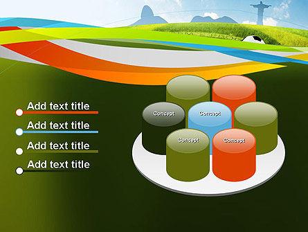Destination Brazil PowerPoint Template Slide 12
