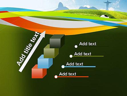 Destination Brazil PowerPoint Template Slide 14