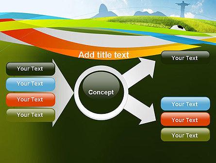 Destination Brazil PowerPoint Template Slide 15