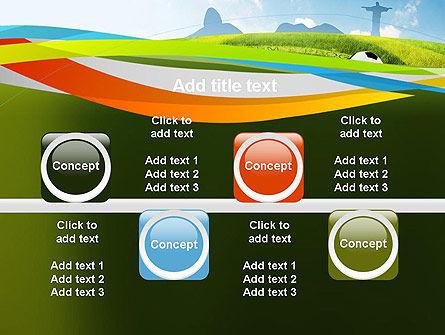 Destination Brazil PowerPoint Template Slide 18