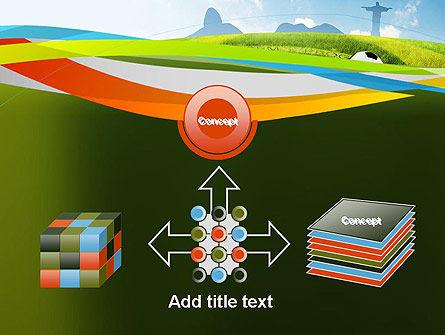 Destination Brazil PowerPoint Template Slide 19