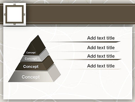 Brown Frame PowerPoint Template Slide 4