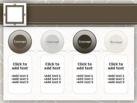 Brown Frame PowerPoint Template Slide 5