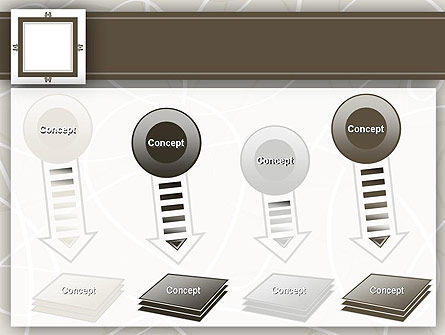 Brown Frame PowerPoint Template Slide 8