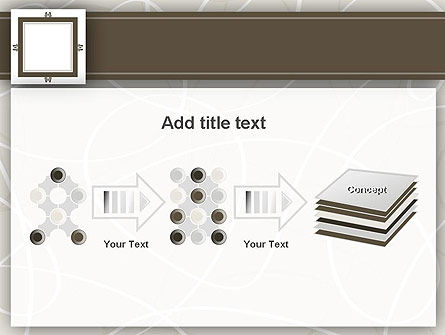 Brown Frame PowerPoint Template Slide 9