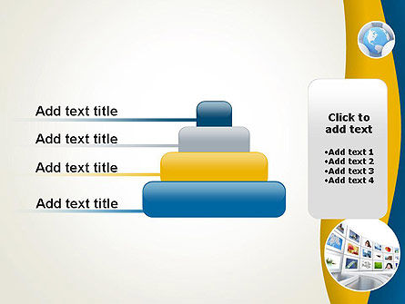 Simple Business Background PowerPoint Template Slide 8