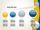 Simple Business Background PowerPoint Template#13