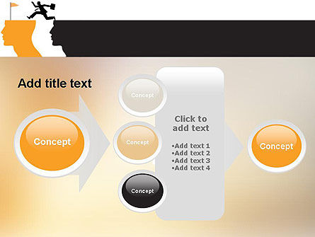 Mind Shift PowerPoint Template Slide 17