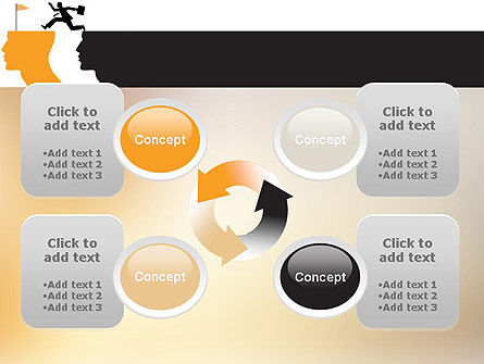 Mind Shift PowerPoint Template Slide 9