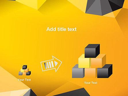 Polygonal PowerPoint Template Slide 13