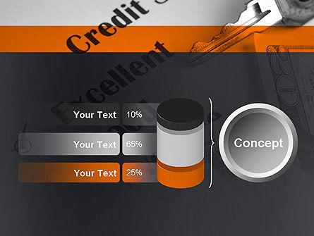 Credit Score PowerPoint Template Slide 11