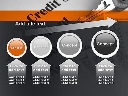 Credit Score PowerPoint Template Slide 13