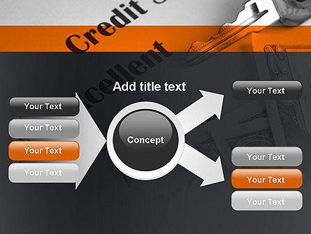 Credit Score PowerPoint Template Slide 14