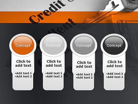 Credit Score PowerPoint Template Slide 5