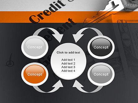 Credit Score PowerPoint Template Slide 6