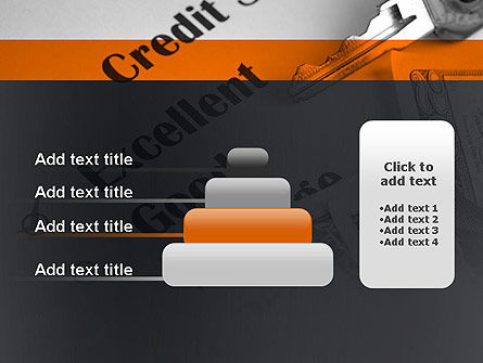Credit Score PowerPoint Template Slide 8