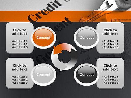 Credit Score PowerPoint Template Slide 9