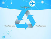 Airlines Theme PowerPoint Template#10