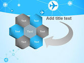 Airlines Theme PowerPoint Template#11