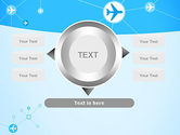 Airlines Theme PowerPoint Template#12
