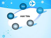 Airlines Theme PowerPoint Template#14