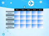 Airlines Theme PowerPoint Template#15