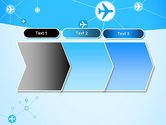 Airlines Theme PowerPoint Template#16