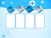 Airlines Theme PowerPoint Template#18