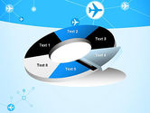 Airlines Theme PowerPoint Template#19