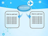 Airlines Theme PowerPoint Template#4