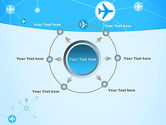 Airlines Theme PowerPoint Template#7