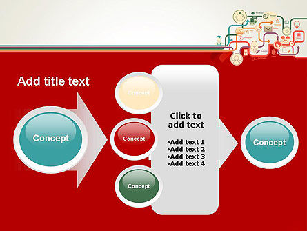Business Processes Concept PowerPoint Template Slide 17