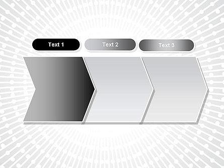 Radial Speed Lines PowerPoint Template Slide 16
