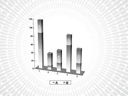 Radial Speed Lines PowerPoint Template Slide 17