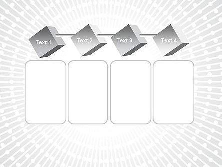 Radial Speed Lines PowerPoint Template Slide 18