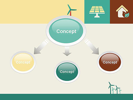 Renewable Energy Presentation PowerPoint Template, Slide 4, 12193, Technology and Science — PoweredTemplate.com