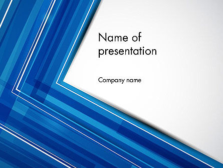 Abstract/Textures: Abstract Angle PowerPoint Template #12196