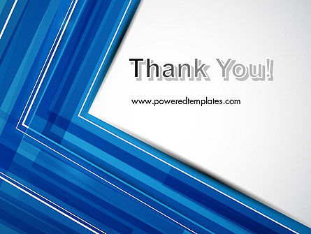 Abstract Angle PowerPoint Template Slide 20