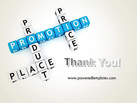 Promotion Strategy PowerPoint Template Slide 20