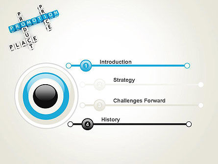 Promotion Strategy PowerPoint Template, Slide 3, 12198, Careers/Industry — PoweredTemplate.com