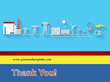 Mains Electricity PowerPoint Template Slide 20