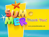 Summer Party PowerPoint Template#20