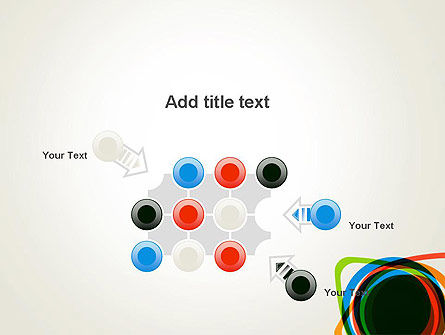 Abstract Colorful Circles PowerPoint Template Slide 10